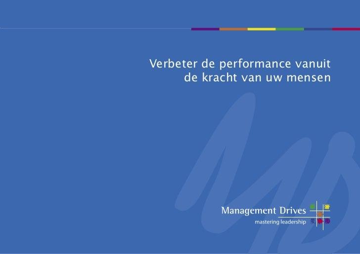 Management Drives Introductie Brochure