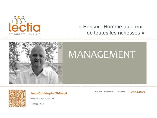«Penserl'Hommeaucœur                                     detouteslesrichesses»                                 MA...