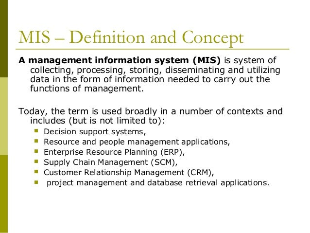 thesis information systems