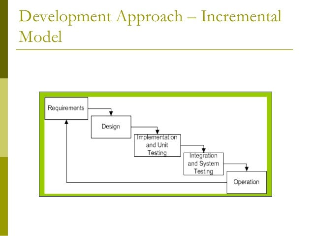 implementation system development lifecycle essay The system development life cycle is the process of developing information systems through investigation, analysis, design, implementation, and maintenance the systems development life cycle (sdlc) is a conceptual model used in project management that describes the stages involved in an information system development project, from an initial.