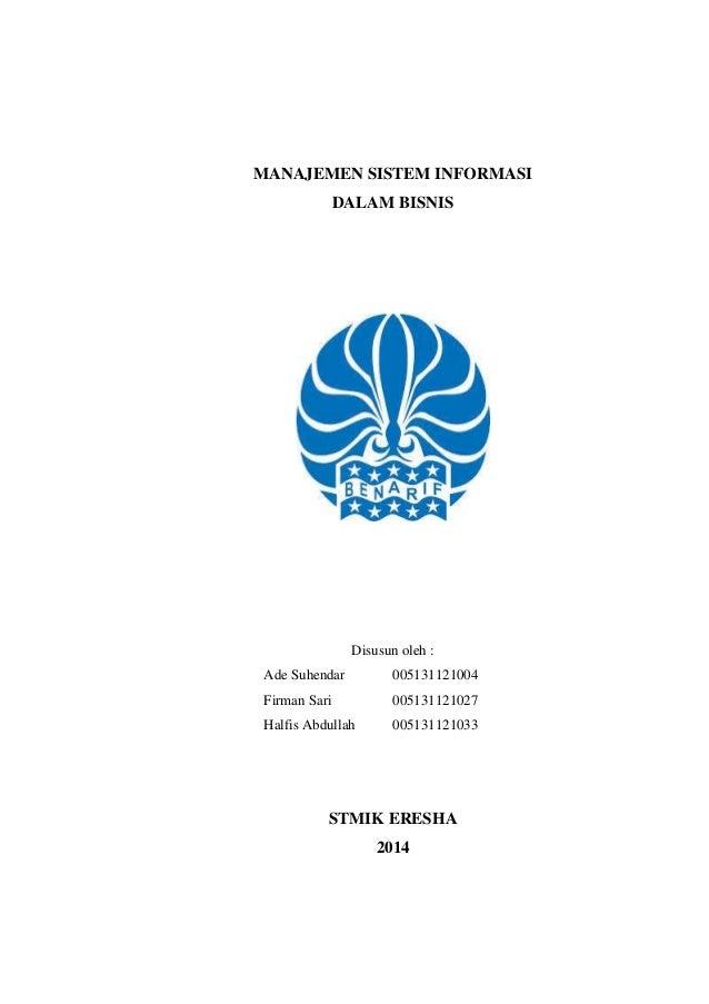 Management sistem informasi