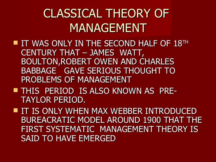 What Are The Contributions Of Charles Babbage To Management?