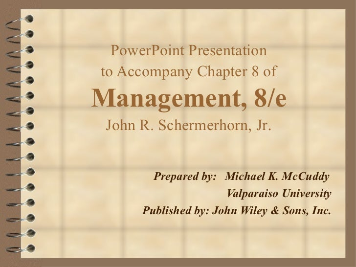 Management 8e