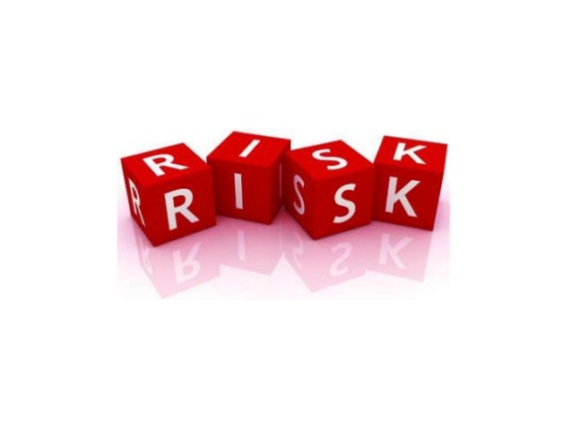 Manage risks PPT