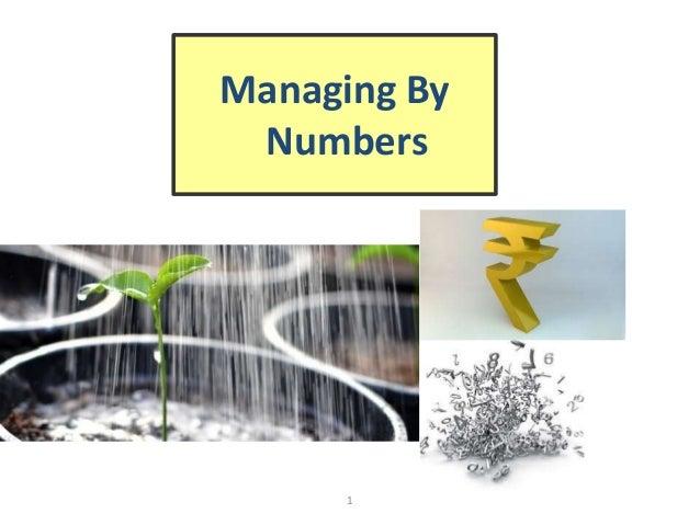 Managing your enterprise growth by numbers by Vinod Keni | #TiEInstitute