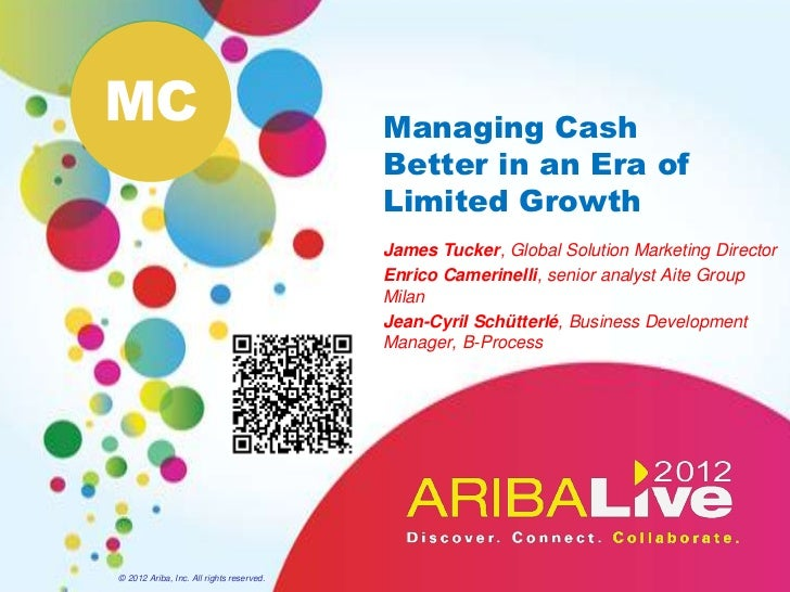 MC                                        Managing Cash                                          Better in an Era of      ...
