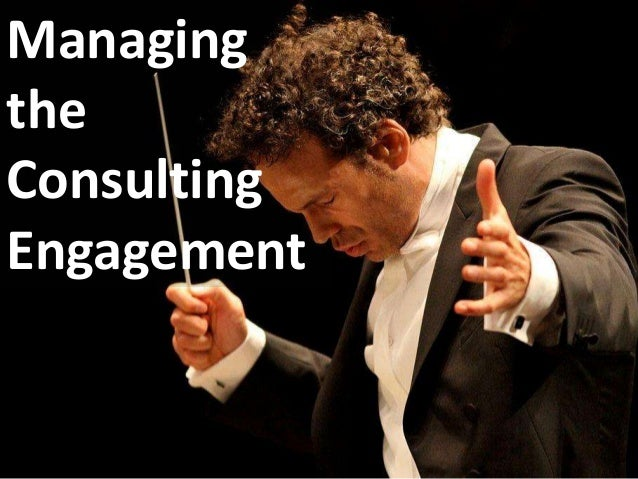Managing the Consulting Engagement