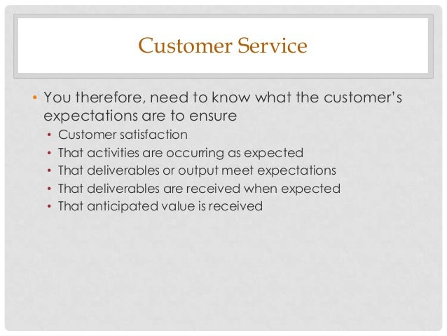 customer satisfaction guidelines for complaints handling in organizations