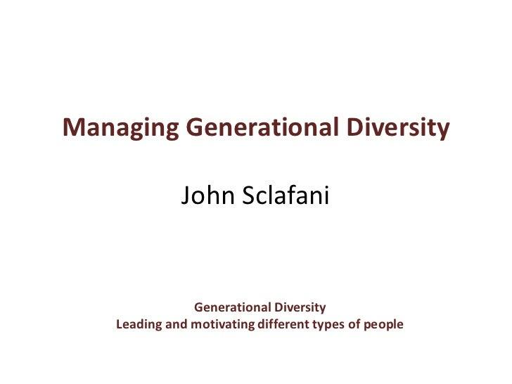 Managing generational diversity v.2