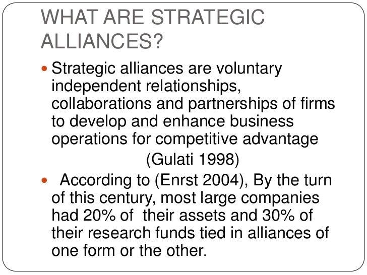 Strategic Partnership Agreement Template