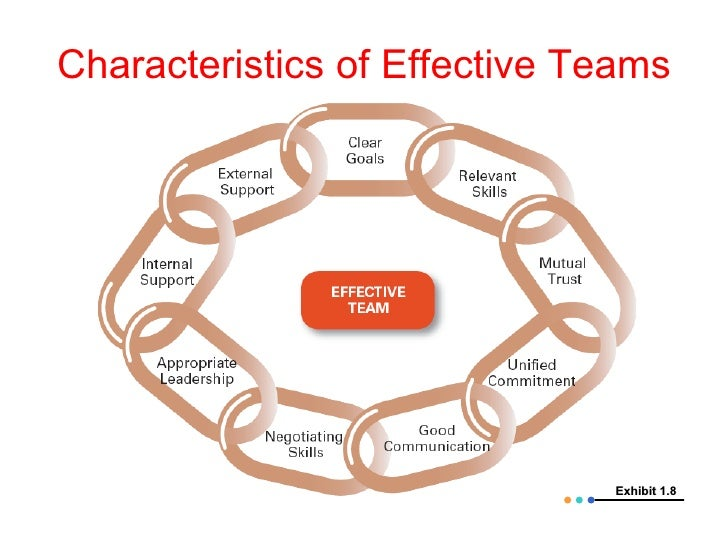 explain the features of effective team The 6 characteristics of a highly effective team | sandglaz blog alina vrabie is a content creator at sandglaz , a flexible online task management system and team collaboration software advertisement.
