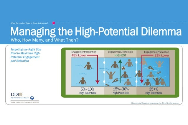 Managing the High-Potential Dilemma GLF 2014|2015