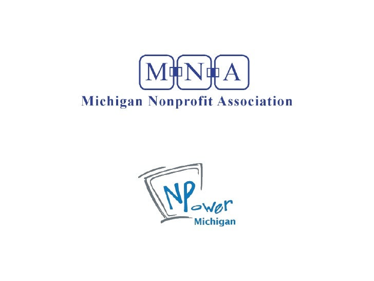 Managing Your I.T. Budget in Tough Times        Andy Wolber andy@npowermichigan.org
