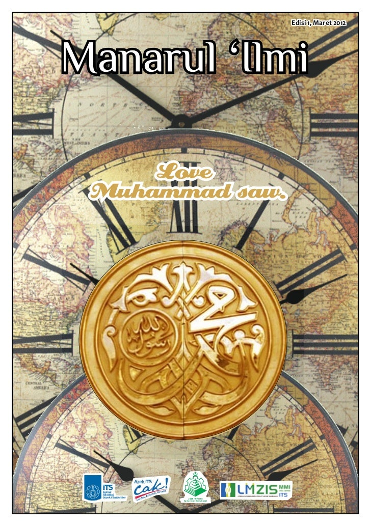 Edisi 1, Maret 2012    JMMI TPKI ITSSantun dan Bersahabat