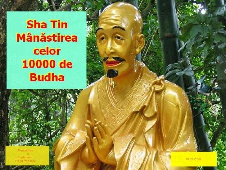 Manastirea Celor 10000 De Budha Fa