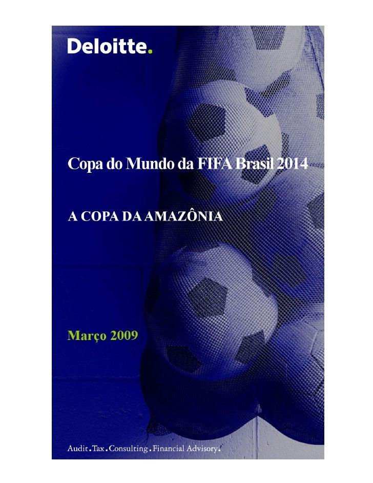 SEPLAN Secretaria de Estado de Planejamento e Desenvolvimento Econômico Plano Mestre para o evento Copa do Mundo da FIFA B...