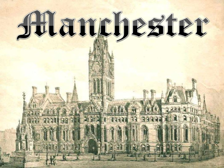 Coat of arms of Manchester