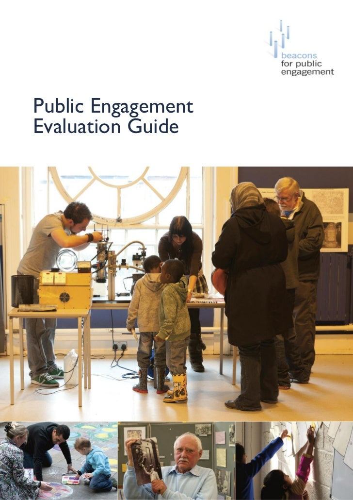 Public EngagementEvaluation Guide
