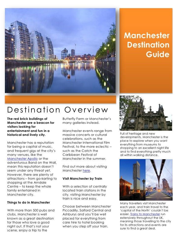 Manchester                                                                        Destination                             ...