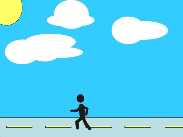 Man corriendo