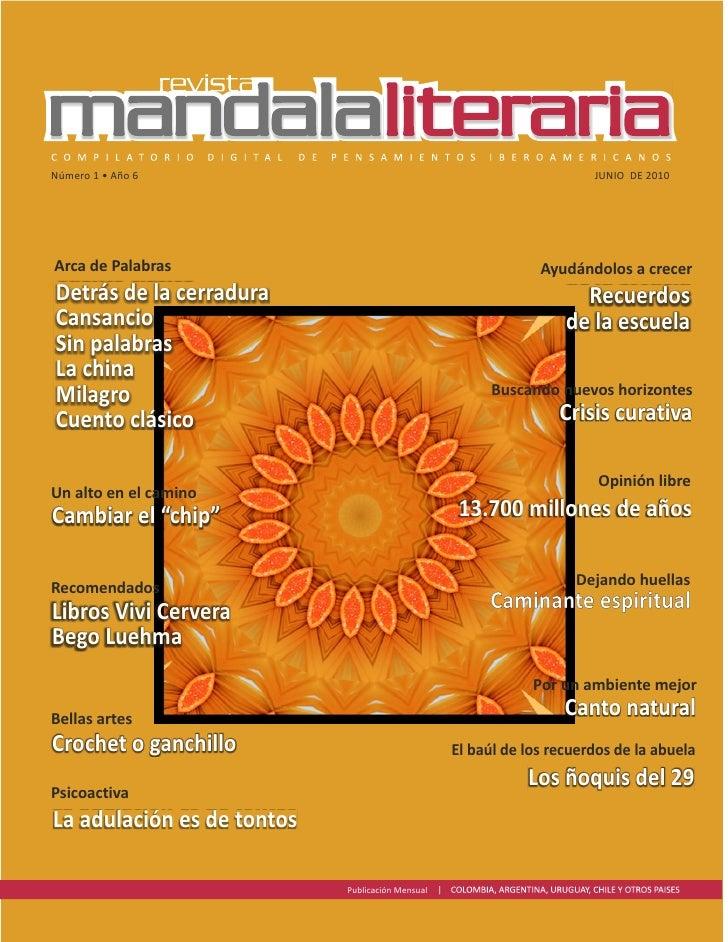 Mandala literaria 6