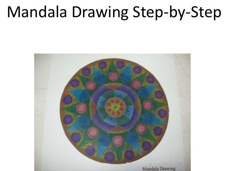 Mandala Drawing Step-by-Step