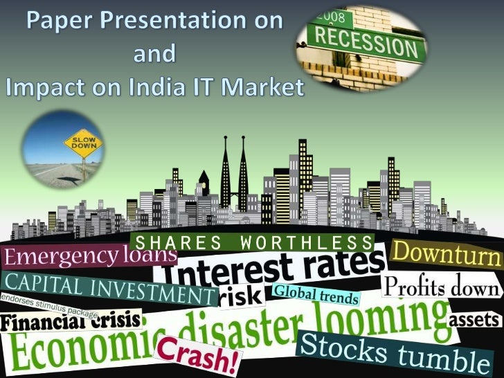 Recession and Impact on Indian IT