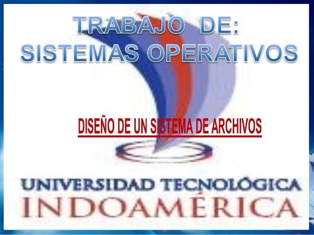 LOS SISTEMAS DE ARCHIVOS DISTRIBUIDOSESTÁN COMPUESTOS DE DOS ELEMENTOSIMPORTANTES, (SERVICIO DE ARCHIVOS YSERVICIO DE DIRE...
