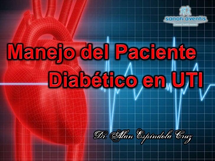 Manejo del pac diabético con complicaciones cardiovasculares