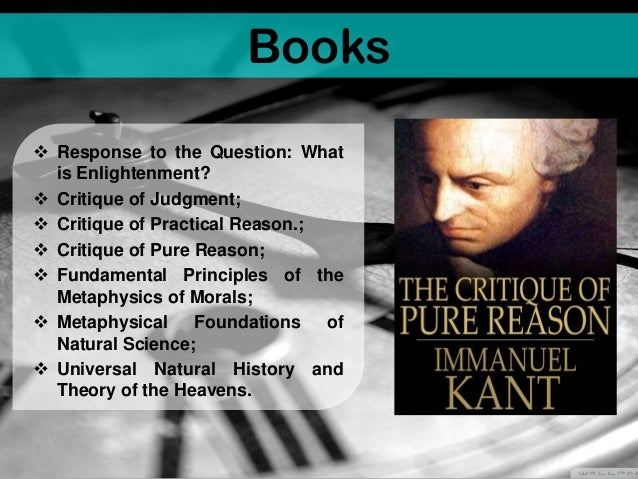 a description of the central concept of kants fundamental principles of the metaphysics of morals as The central concept of kant's fundamental principles of the metaphysics of morals is the categorical imperative the conception of an objective principle, in.
