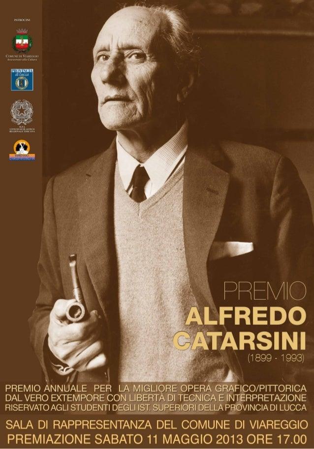 Manifesto premio catarsini 2013