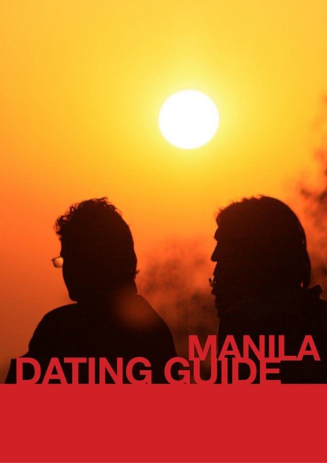 Manila dating guide