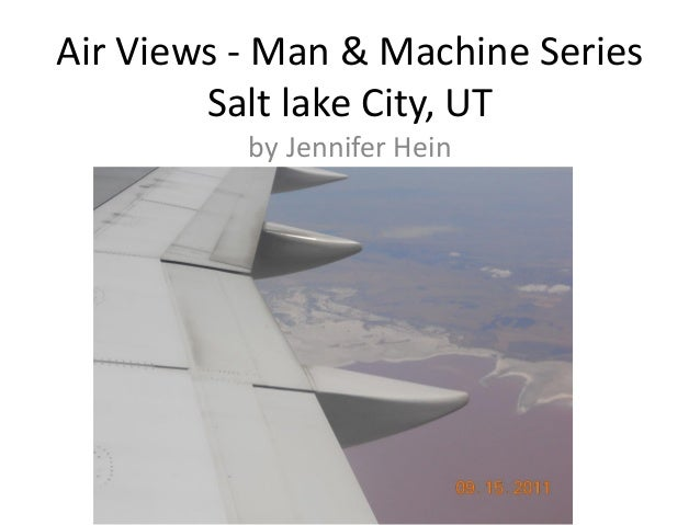 Art Photos- Man & machine air views
