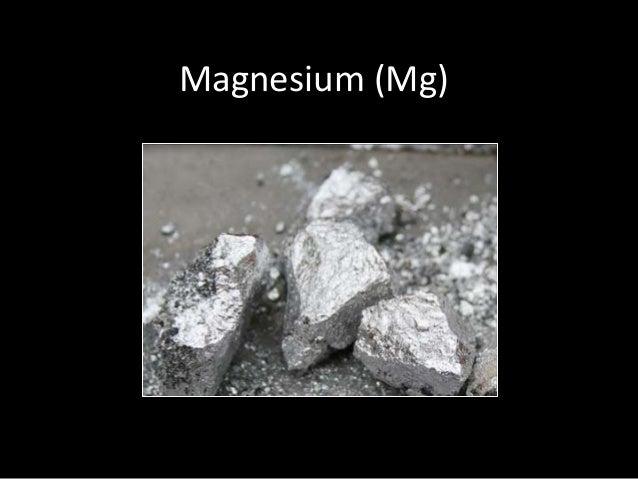 Magnesium (Amanda Manning)