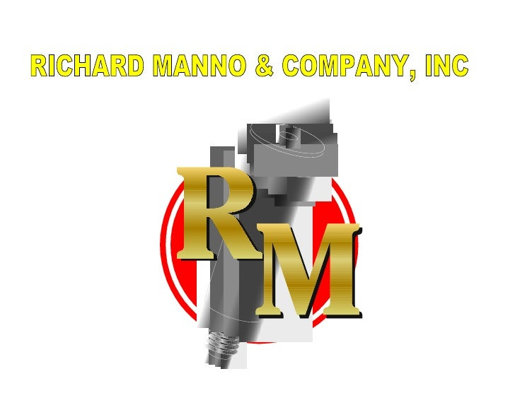 Manno Company Sales Presentation Modified