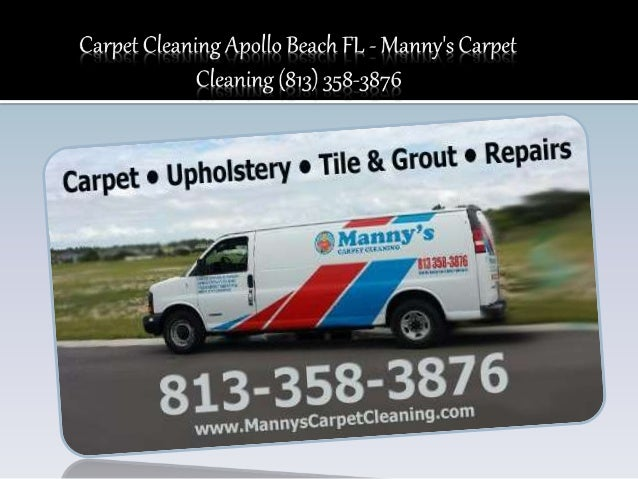 Carpet Cleaning Riverview FL - Manny's Carpet Cleaning ...