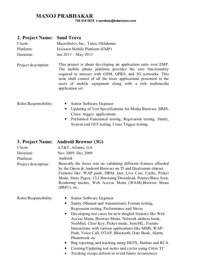Awesome Tulsa Engineering Resume Composition - Administrative ...