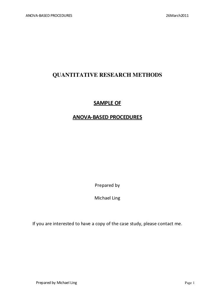 Asa Essay Format