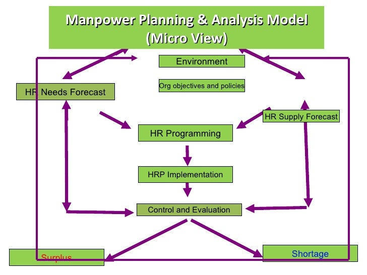 manpower planning and forecasting needs One of the most daunting tasks that i'm regularly faced with is manpower forecasting and planning for all of our various project efforts it seems like everyone always needs to know the facts relating to our human let's look at the science involved in the manpower planning process.
