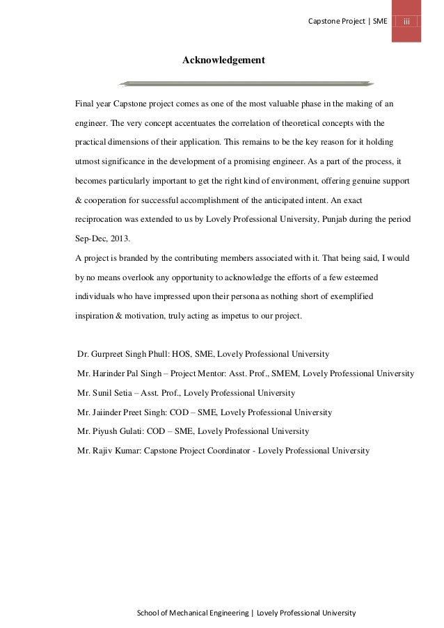 dissertation statement of intent