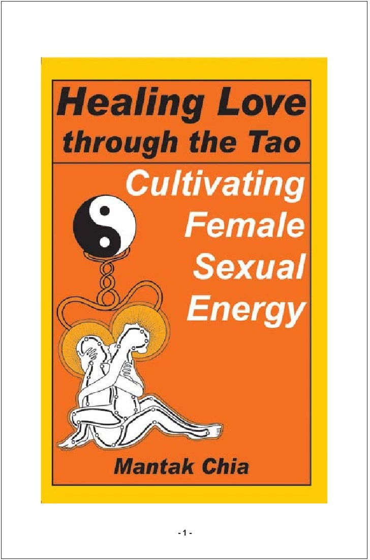 Mantak chia -_cultivating_female___ual._energy_1986