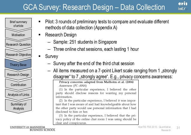 sampling and data collection in research paper essay