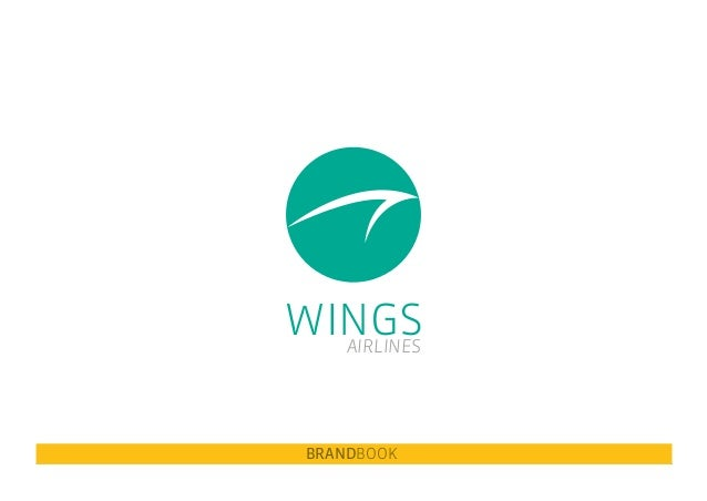 WINGS  AIRLINES BRANDBOOK