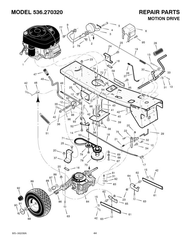 briggs and stratton 675 lawn mower manual