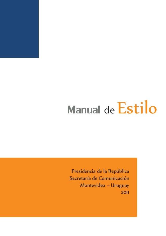 Manual de-estilo-marzo-uruguay2012