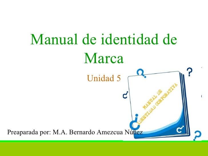 Manual De Identidad S5