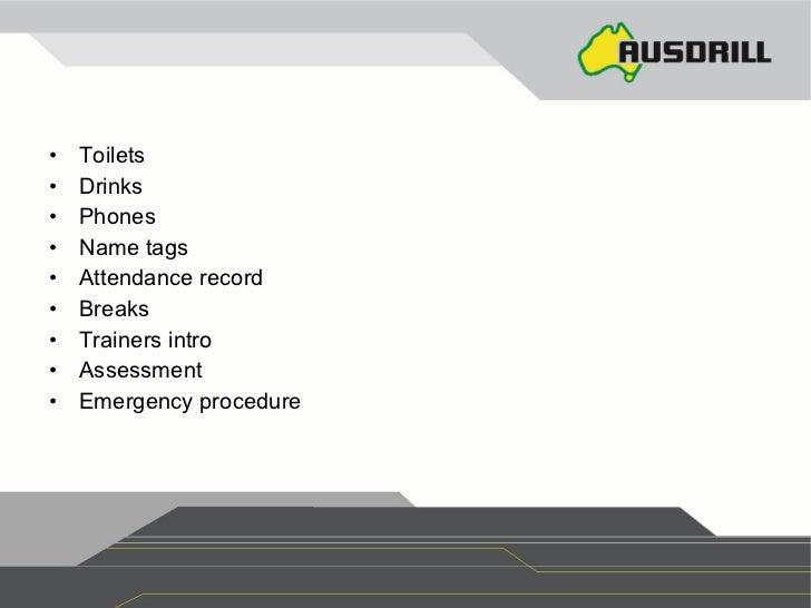 workplace procedure for safe manual handling