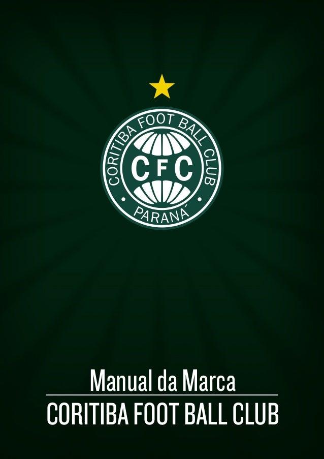 Manual da MarcaCORITIBA FOOT BALL CLUB