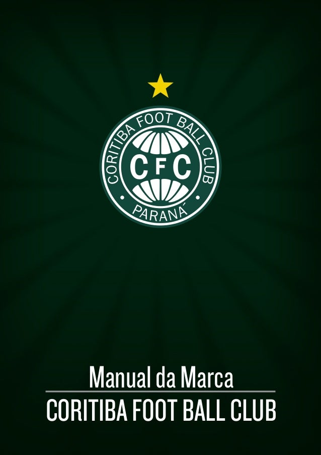Manual marca do Coritiba Football Club