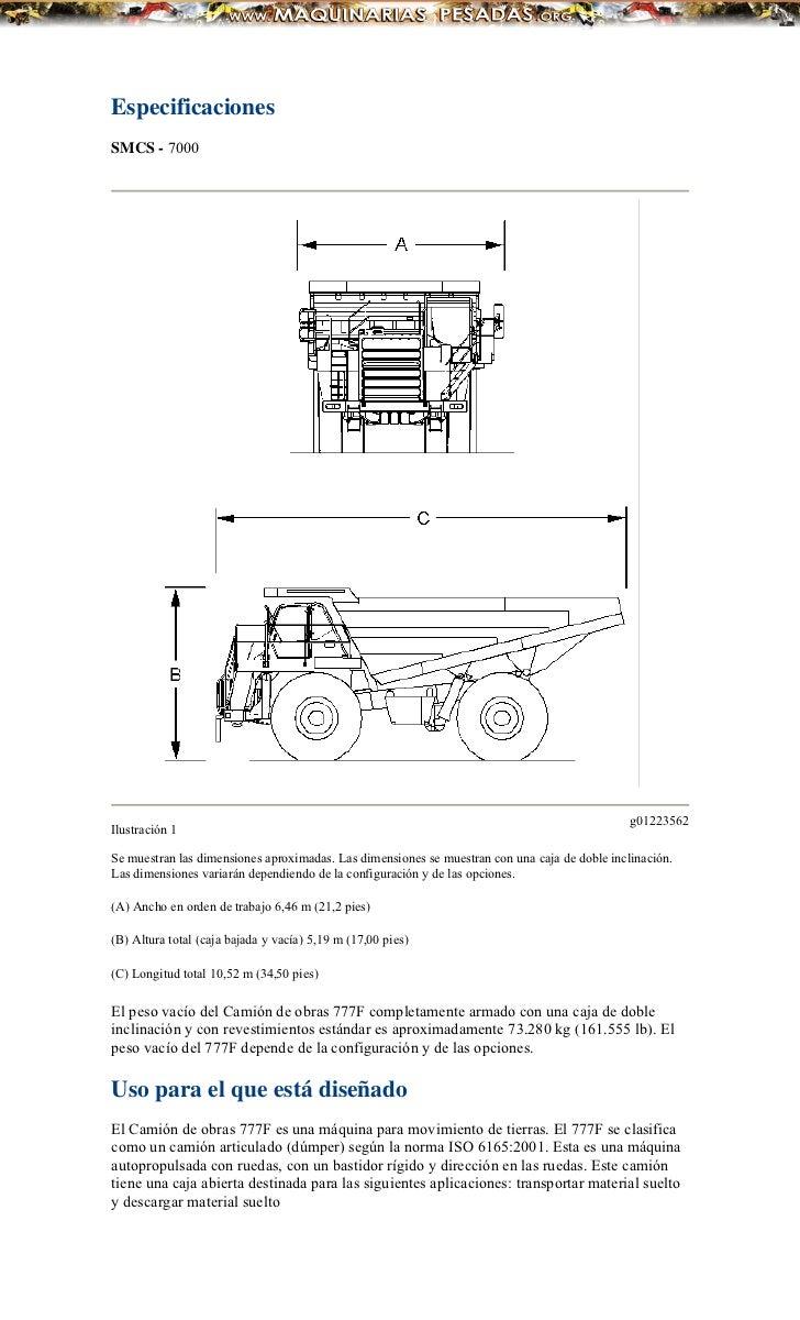 EspecificacionesSMCS - 7000                                                                                               ...